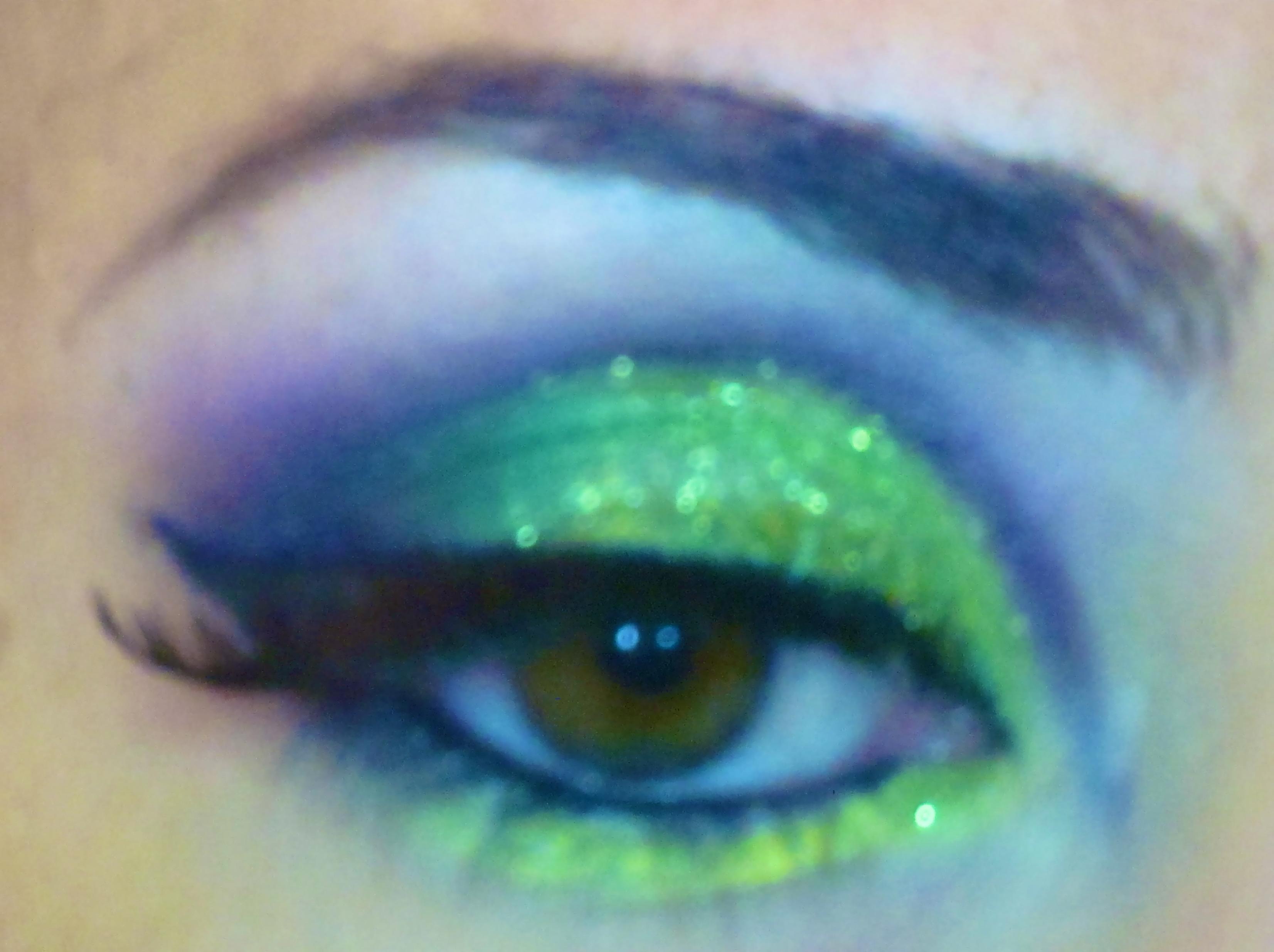 Mardi Gras Eye Look Makeup Beauty Reviews
